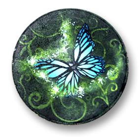 Blue Butterfly Magic Stepping Stone E-Packet - Patricia Rawlinson