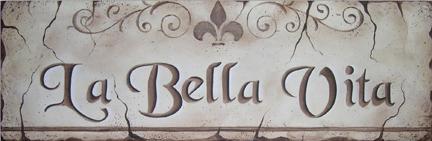 La Bella Vita E-Packet - Patricia Rawlinson