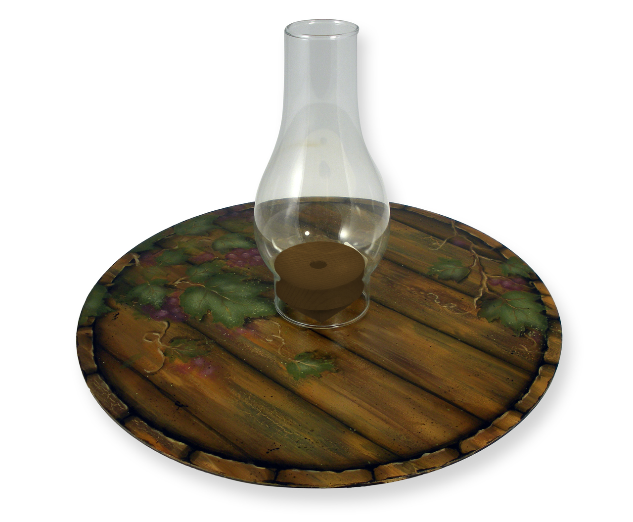Grape Cask Lazy Susan E-Packet - Patricia Rawlinson