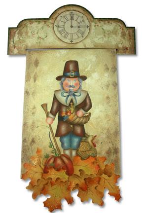 Pilgrim Nutcracker - E-Packet - Patricia Rawlinson