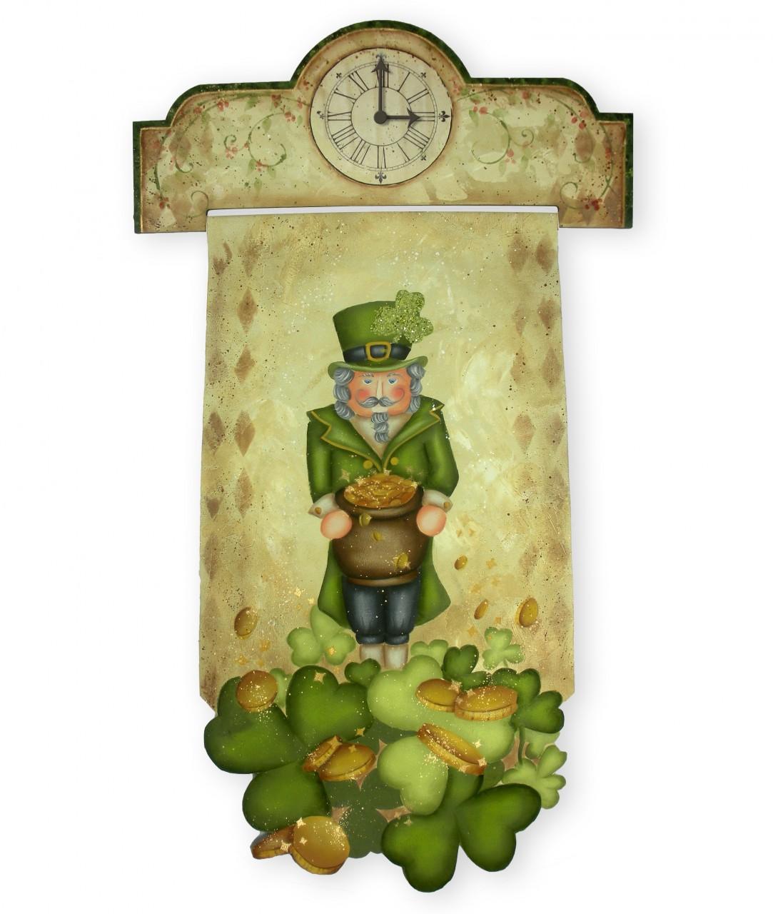 Leprechaun Nutcracker - E-Packet - Patricia Rawlinson
