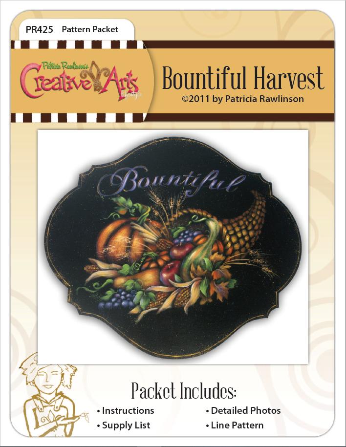 Bountiful Harvest - E-Packet - Patricia Rawlinson