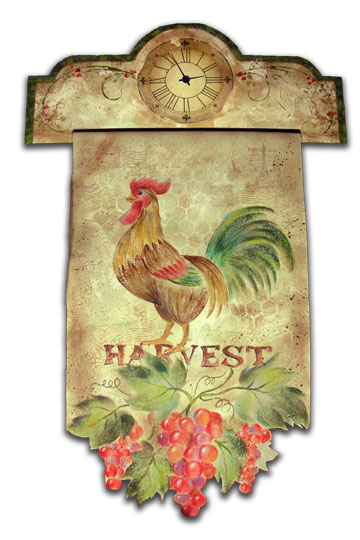 Tuscan Harvest - E-Packet - Patricia Rawlinson