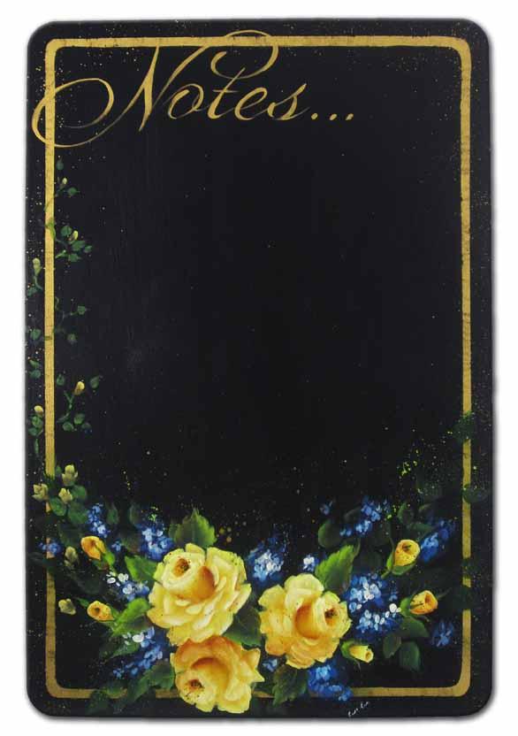 Fresh Yellow Roses - E-Packet - Patricia Rawlinson