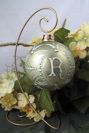 Monogram Pearls & Lace - E-Packet - Patricia Rawlinson