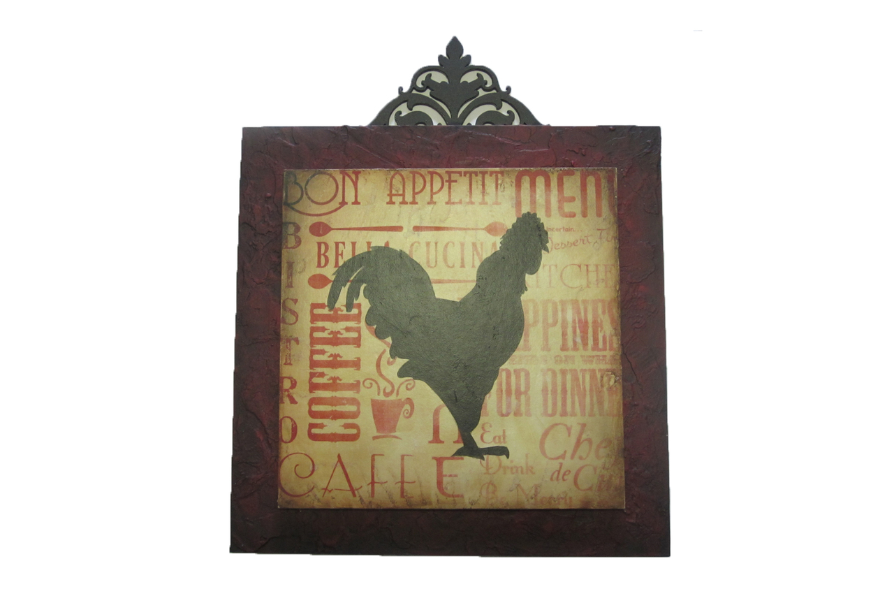 Rooster in the Kitchen - E-Packet - Patricia Rawlinson