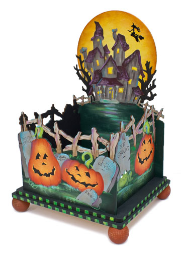 Halloween Treat Box E-Packet - Patricia Rawlinson