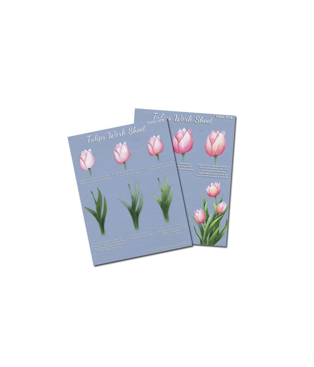 Tulips Worksheet