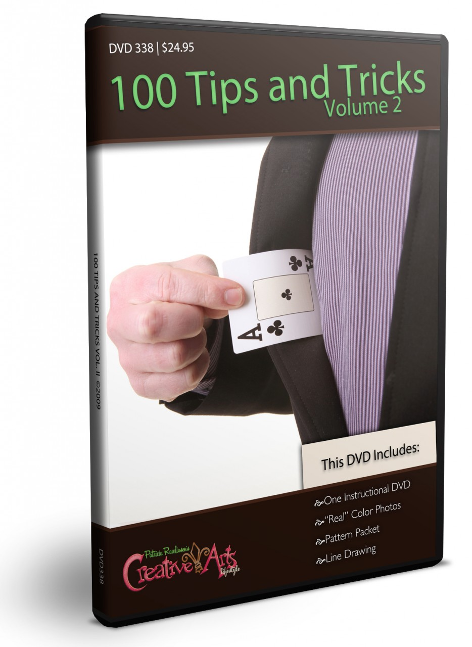 100 Tips and Tricks Volume 2 - Patricia Rawlinson
