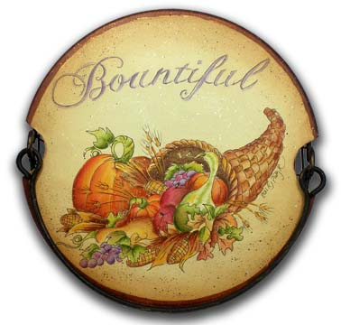 Bountiful Pen & Ink DVD & Pattern Packet -  Patricia Rawlinson