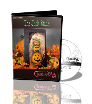 The Jack Stack DVD & Pattern Packet - Patricia Rawlinson