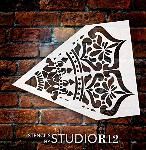 Art Stencils For Painting On Wood