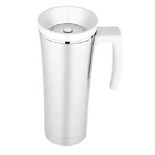Body Insulated Vacuum Mugns100wh4tri470mlWhite Thermos HandleSs Lidamp; Travel J31uclKTF