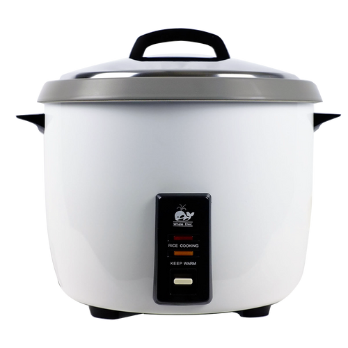 whale commercial rice cooker