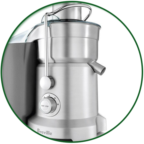 Juice Extractors & Citrus Juicers