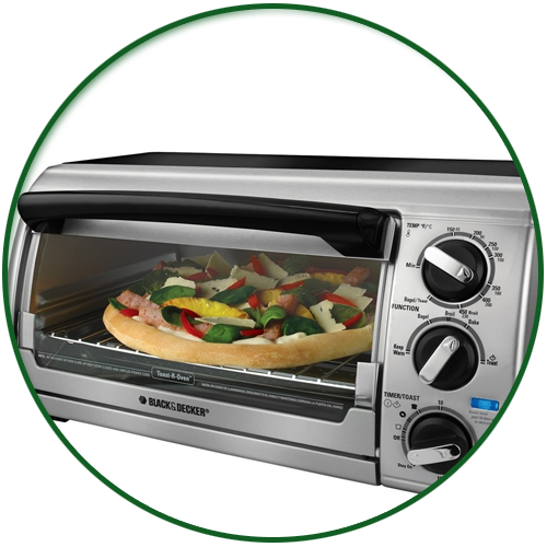 Toaster Ovens & Convection Ovens