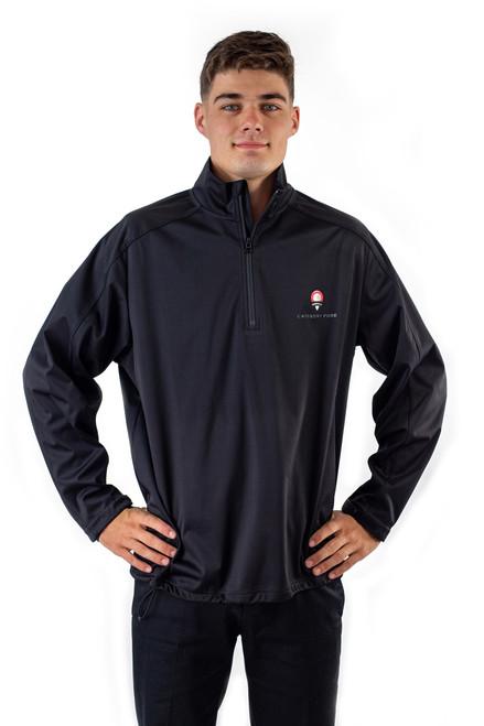 Men's Elite Knit Pullover Jacket