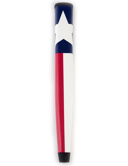 Texas Flag Putter Grip