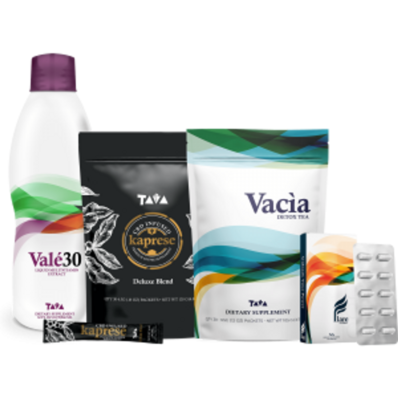 Health and Wellness Supplements