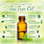 Turmeric & Tea Tree Oil Facial Cleansing Bar