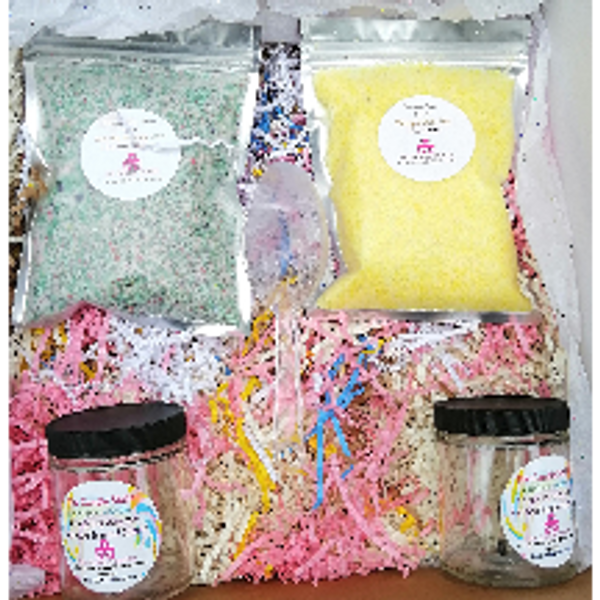 4-Count Candle Making Kit (Small Group Package)
