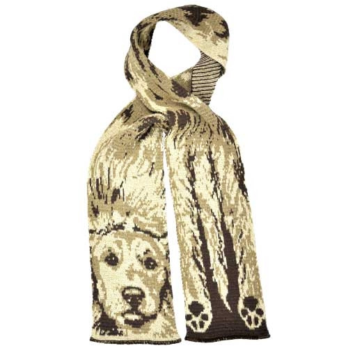 Dog Sweater Scarf
