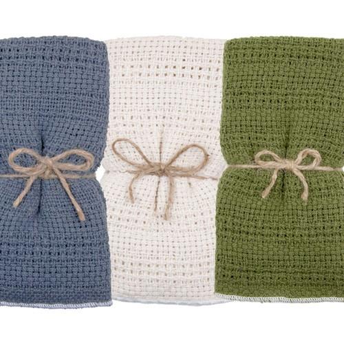 Cotton Kitchen Towels - 2 pack