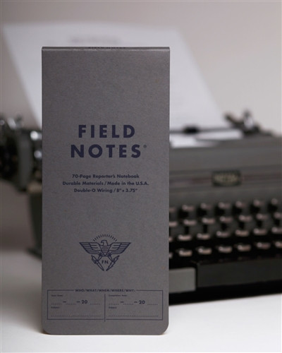 Field Notes Reporters Notepad - Byline