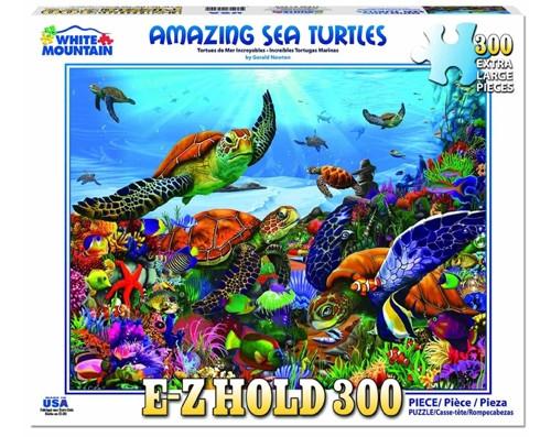 Amazing Sea Turtles - 300 pieces