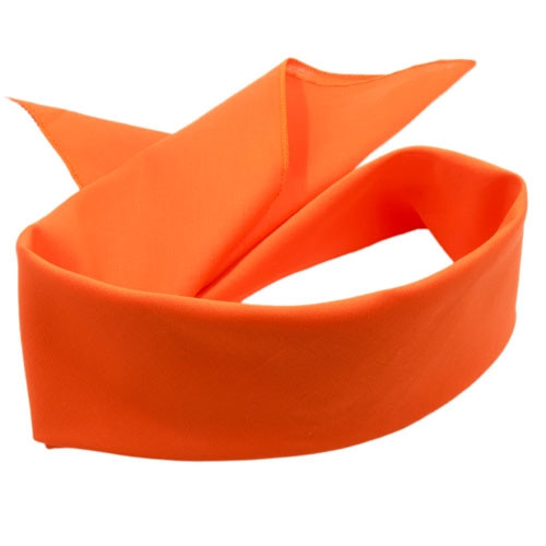 Safety Orange Bandana