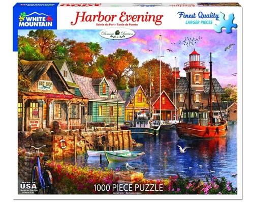 Harbor Evening - 1000 pieces
