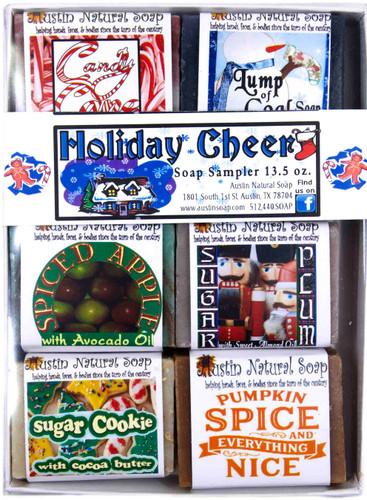 Holiday Mini Soap Set