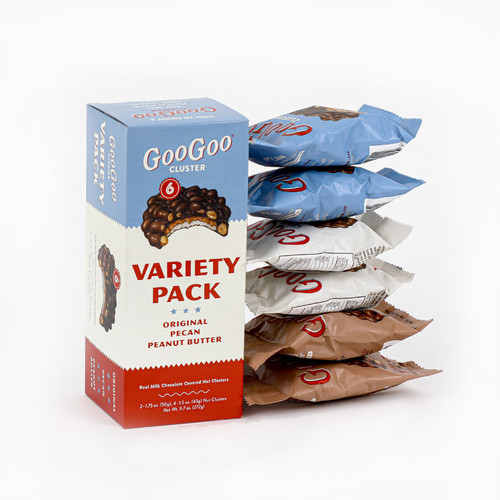 Goo Goo Clusters Variety Pack