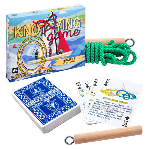 Knot Tying Game - Boater's Challenge
