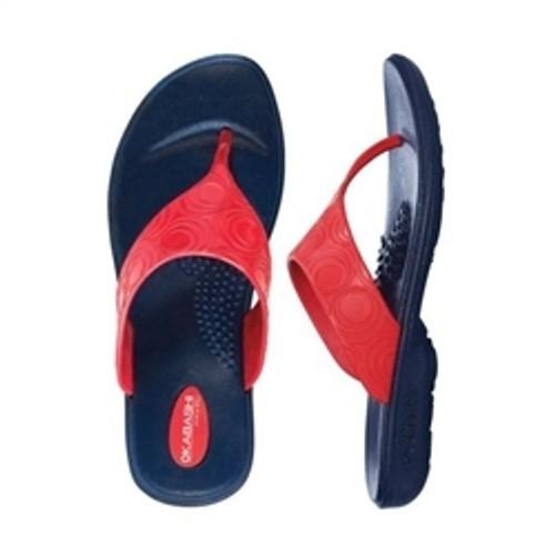 Okabashi Patriotic Flip-Flops