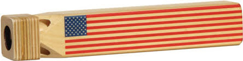 USA Flag Train Whistle
