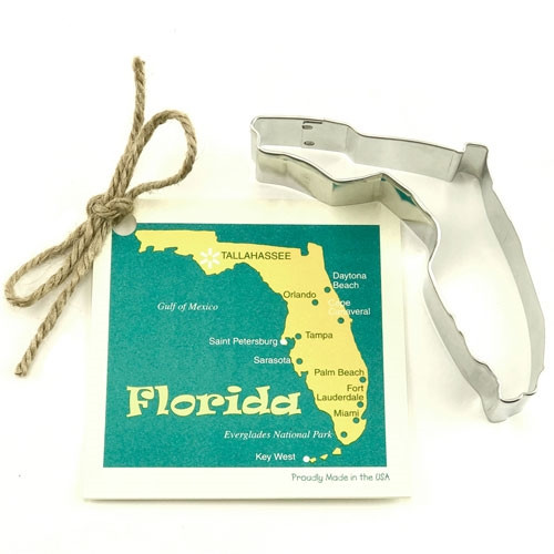 State of Florida Cookie Cutter