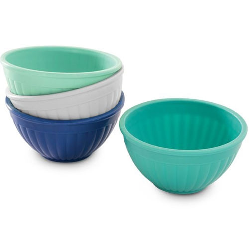 4 Piece Prep & Serve Mini Bowl Set