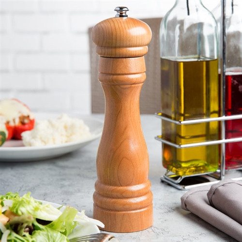 Cherry Wood Pepper Mill