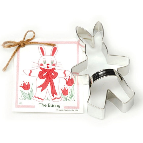 Bunny Shaped Cookie Cutter