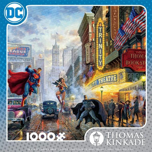 The Trinity Jigsaw Puzzle - 1000 pieces