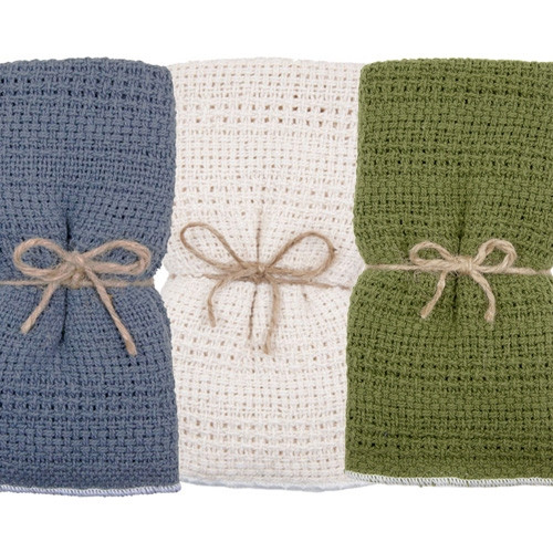 Cotton Kitchen Towels - 2 pack