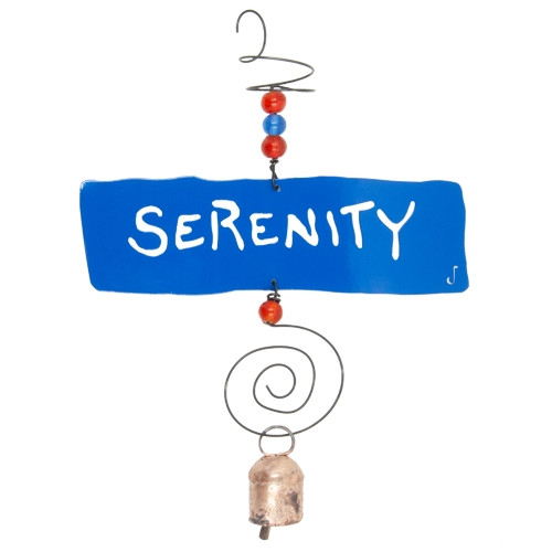 Serenity Affirmation Chime