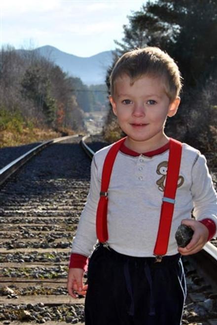 Kids Clip Suspenders