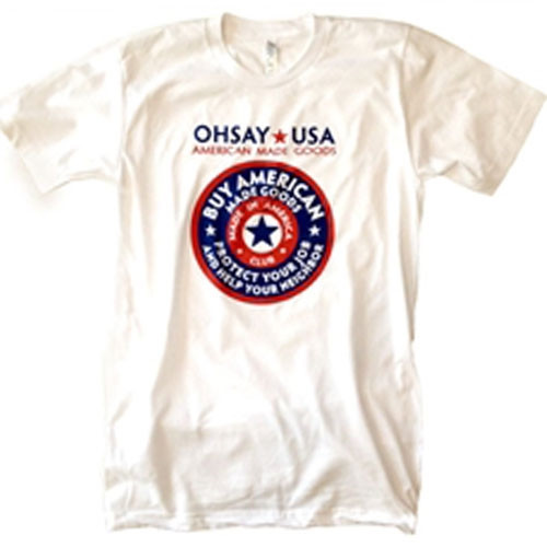 Made in America Club Shirt