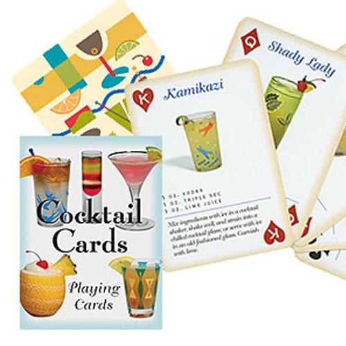 Cocktail Playing Cards