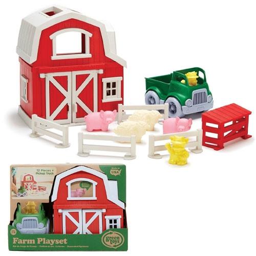 Green Toys Farm Set
