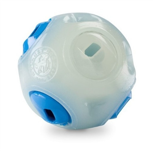 Glow-in-the-Dark Whistle Ball