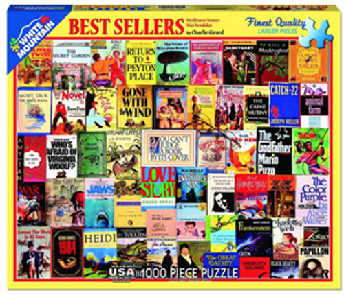 Best Sellers Jigsaw Puzzle - 1000 pieces