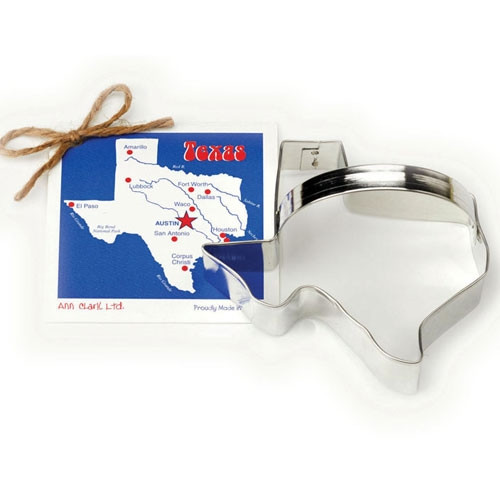 State of Texas Cookie Cutter